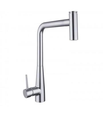 Creavit Sink Faucet With Spiral BA9002HL