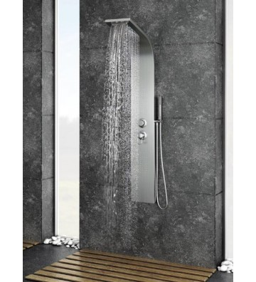 Hydromassage shower column with waterfall Drop 6CAW020SP