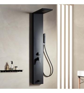Hydromassage shower Black Mat ROMA TEMA (53100-1)
