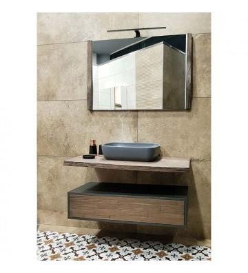 Bathroom Furniture Solid Oak Ariadne 100cm