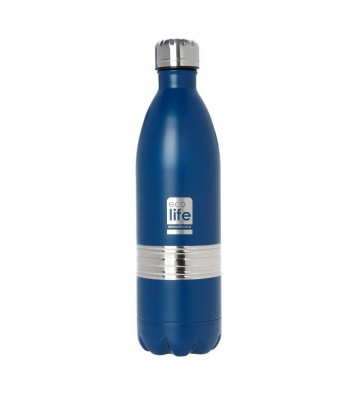 Blue thermos 1L